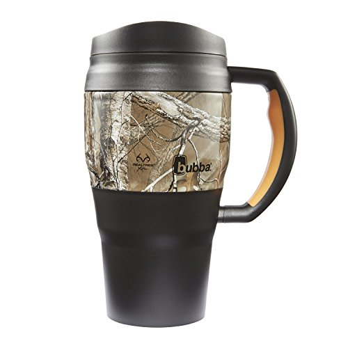 Bubba Classic Foam Insulated Travel Mug with Handle, 20 oz., RealTree Black