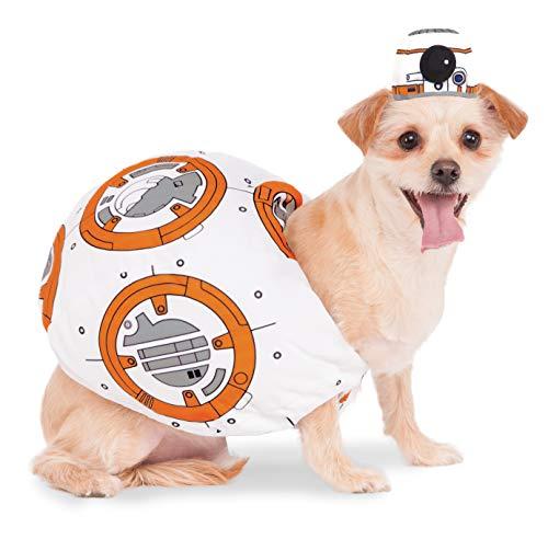 (Star Wars Bb-8 Pet Costume)