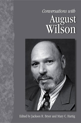 Conversations with August Wilson (Literary Conversations Series) by University Press of Mississippi