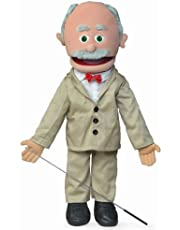 Pops Hispanic Kids Full Body Puppets Toys, 25 in.