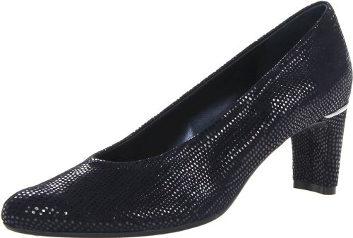 VANELi Women's Dayle Dress Pump,Navy E-Print,10 M US from VANELi
