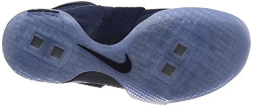 Nike Lebron Soldat 10 Herren Basketball Schuhe Midnight Navy / Spiel Royal / Midnight Navy