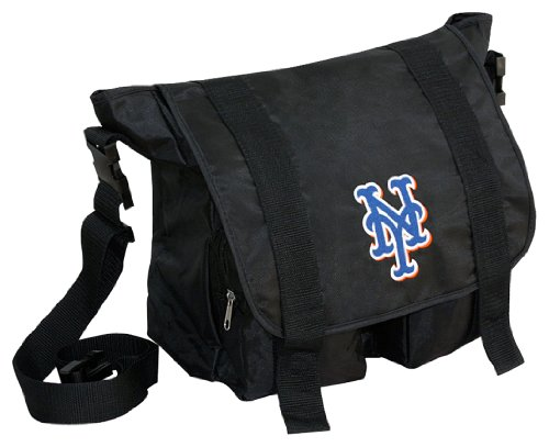 (The Northwest Company Officially Licensed MLB New York Mets Sitter Diaper Bag)
