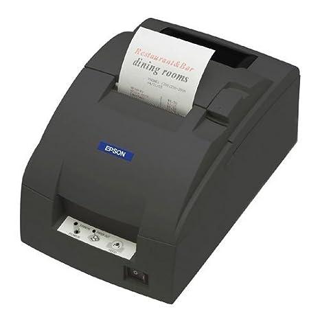 Amazon.com: Epson TM-U220B POS impresora de recibos (c31 ...