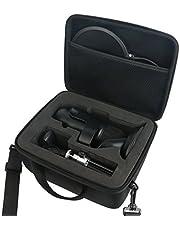 Khanka Harde hoes case voor Blue Yeti USB-microfoon microfoons & Logitech C920 HD PRO webcam etui beschermhoes (alleen tas)