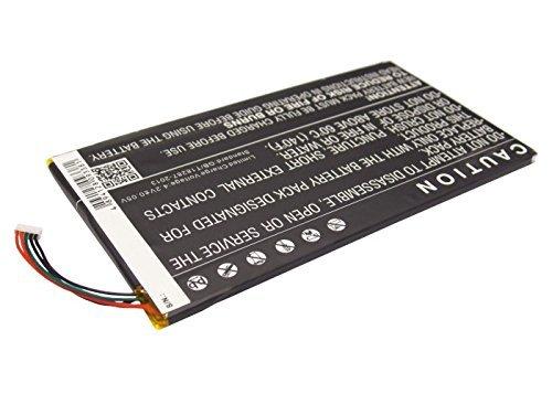 smavco bundle BNA-B0002, L83-4977-266-01-4 Battery for Barnes & Noble NOOK HD 7 Tablet, BNRV400, BNTV400 Plus Micro USB Cable, 4000mAh (Amazon Nook)