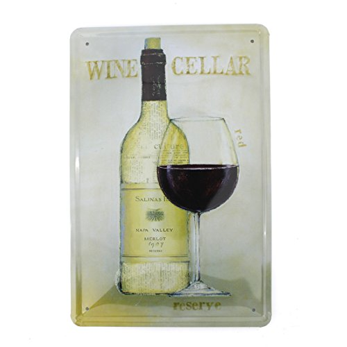 wine decor plates - 5