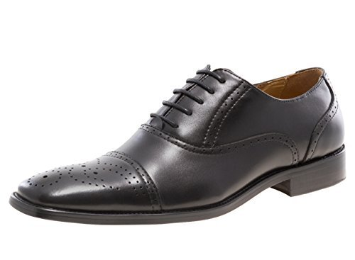 a1da886c0ef JUMP NEWYORK Men s Lawrence Oxford Shoe Black 13 ...