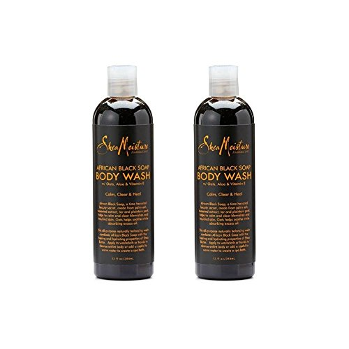 Shea Moisture African Black Wash 13 product image