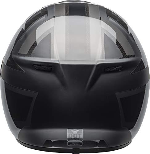 BELL SRT Street Helmet - Predator Blackout Matte/Gloss Black - Small