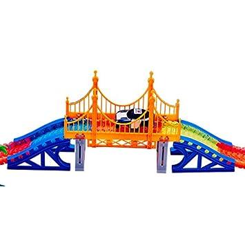 MAGIC TRACKS Le Pont Londonien pour un circuit encore plus incroyablement  amusant, modulable et brillant