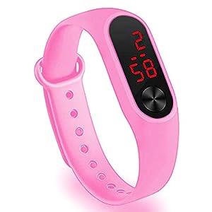 Digital M2 Led Watch Silicone...