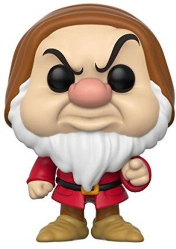 Funko 21727 Vinyl Disney Snow White Grumpy Funko Pop! Disney: Accessory Toys & Games