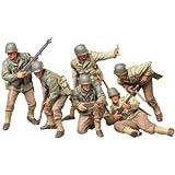 Tamiya - 35192 - Maquette - Infanterie d'assaut U S - Echelle 1:35