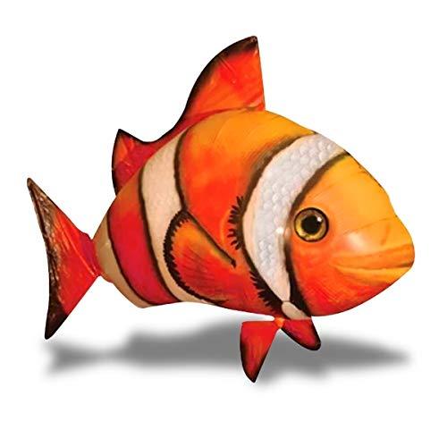 Fisch Clown Lenkrad aufblasbar und Fernbedienung Fernbedienung Fernbedienung ferngesteuert RC 03630b