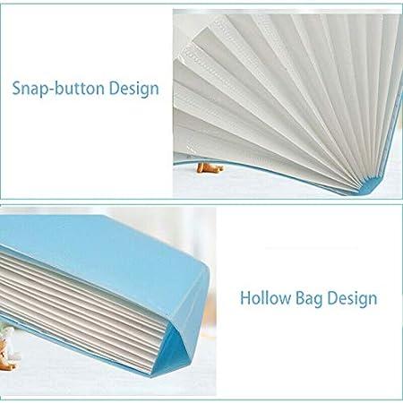 carpeta de conferencias azul caja de archivos SENRISE Carpeta archivadora expandible tama/ño A4 con 12 bolsillos expandible para oficina carpeta de documentos carpeta de documentos 1 paquete