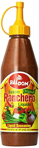Baldom Sazon Ranchero Liquido Original 29 Oz (Pack of 2) by Baldom