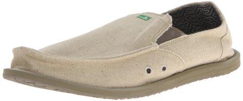 Sanuk Men's Pick Pocket Hemp Slip On Shoes