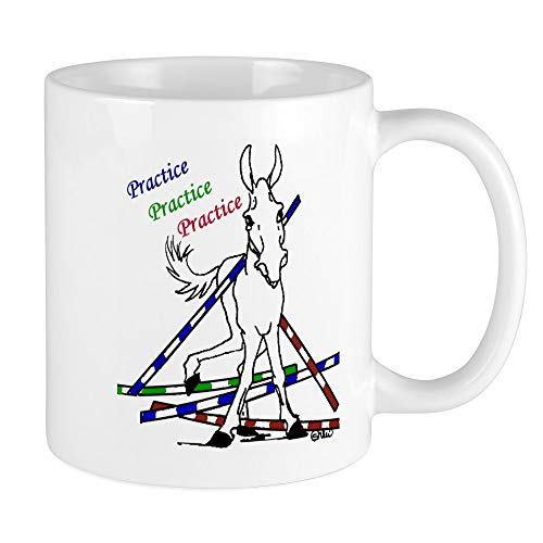 CafePress Trail Class Mule Mug Unique Coffee Mug, Coffee Cup