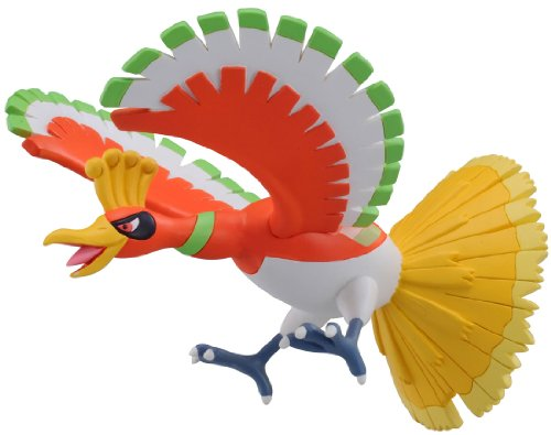 pokemon ho oh figure - 1