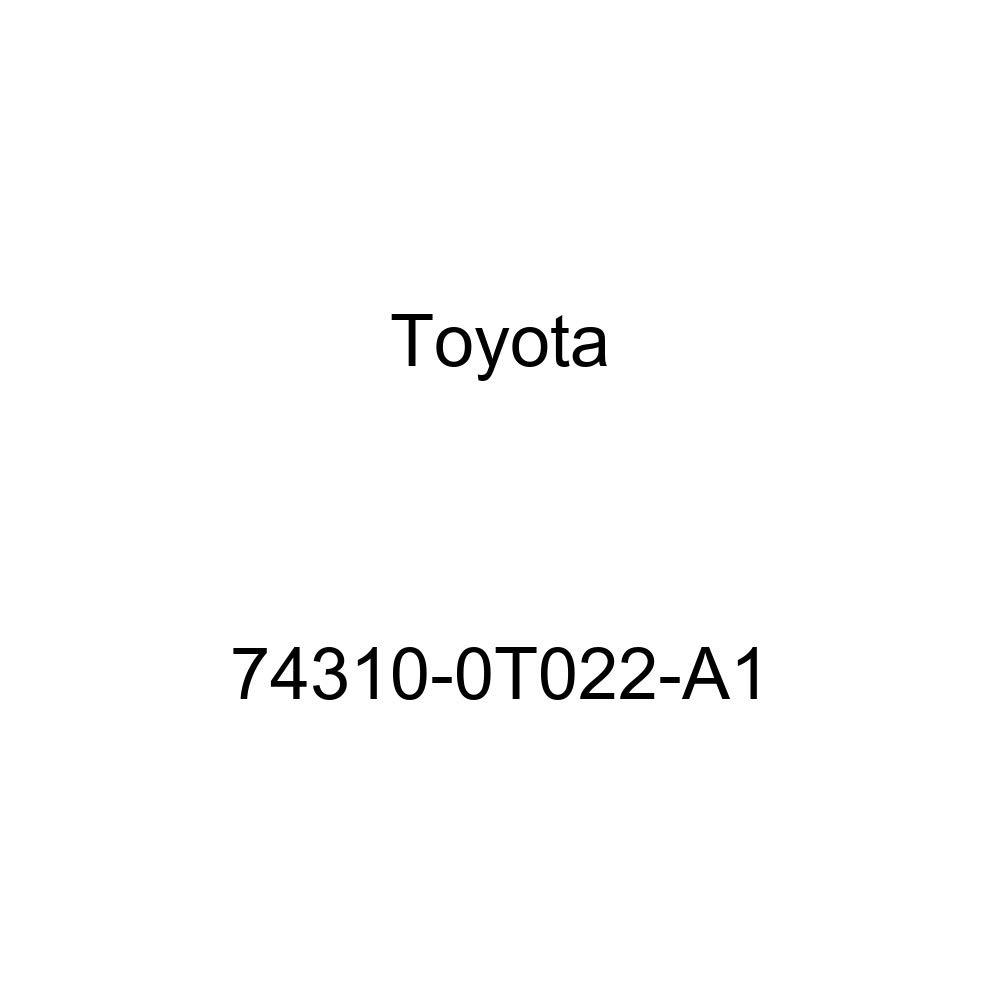 Toyota Genuine 74310-0T022-A1 Visor Assembly