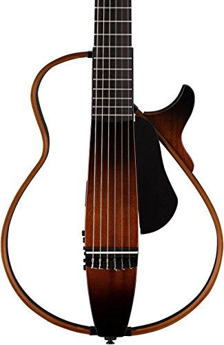 nylon string silent guitar tobacco