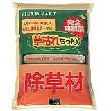 庭用除草剤 【無農薬除草材 草枯れちゃん 5kg 801544】
