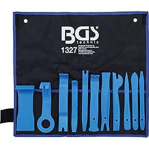 BGS 1327 | Juego de piezas sacamolduras interiores | 11 piezas