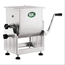 LEM Products 868 Stainless Steel Tilting Mixer, 50 lb