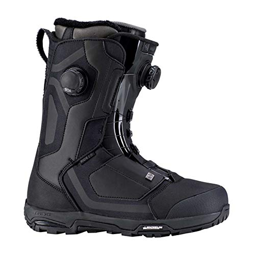 Ride Insano Focus 2019 Snowboard Boot - Men's Black 10