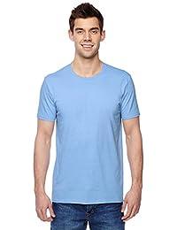 mens 4.7 oz. 100% Sofspun Cotton Jersey Crew T-Shirt(SF45R)
