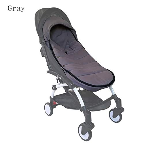 (Baby Carriage Winter Sleeping Bag Windproof Cover for Yoya Yoyo Bugaboo Stroller Warm Footmuff Cover Baby Stroller Accessories)