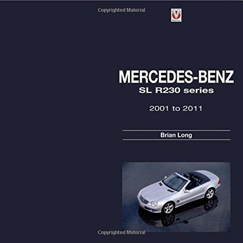 Mercedes-Benz SL R230 series: 2001 to 2011