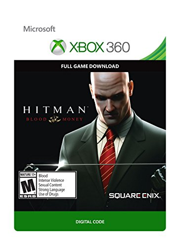 Hitman: Blood Money - Xbox 360 Digital Code by Square Enix
