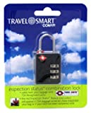 Conair Travel Smart 3-Dial Combination Lock (6 Pack)