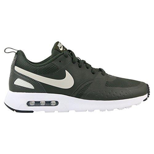 Nike Herren Air Max Vision SE Dunkelgrün Textil/Synthetik Sneaker Dunkelgrün (Sequoia/Light Bone/Black/White)