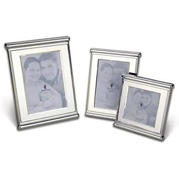 waterford fine silver pedestal picture frame 4x6 single frames. Black Bedroom Furniture Sets. Home Design Ideas