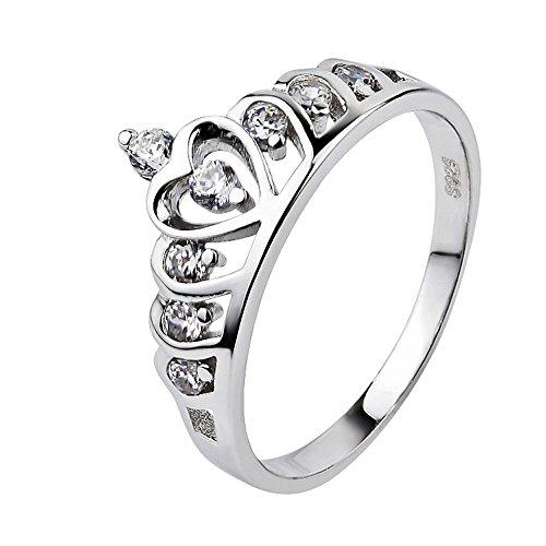 BEYLEG Sterling Silver Princess Fashion product image