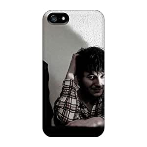 Scratch Resistant Hard Phone Covers For Iphone 5/5s (hUM6637BBeX) Provide Private Custom Stylish Breaking Benjamin Pattern