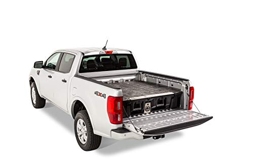 DECKED Ford Truck Bed Storage System (Ford Ranger (2019-current) 5' Bed Length)