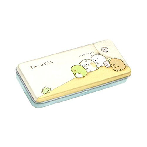 (San-x Sumikko Gurasi Tin Pen Case)