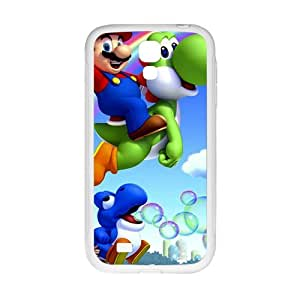 Cartoon Super Mario Cell Phone Case for Samsung Galaxy S4