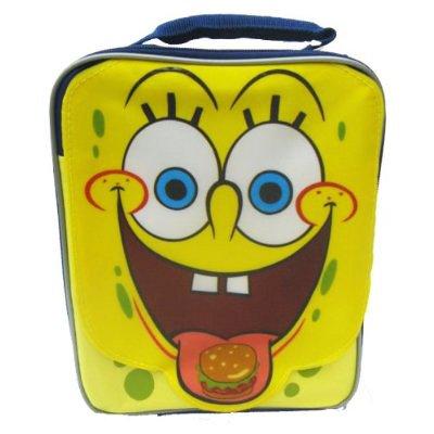 Spongebob Squarepants Lunch Bag - Square School ()