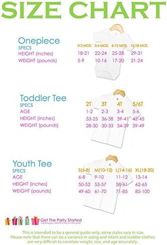 7 ate 9 Apparel Kids Crawl Walk Crossfit T-Shirt