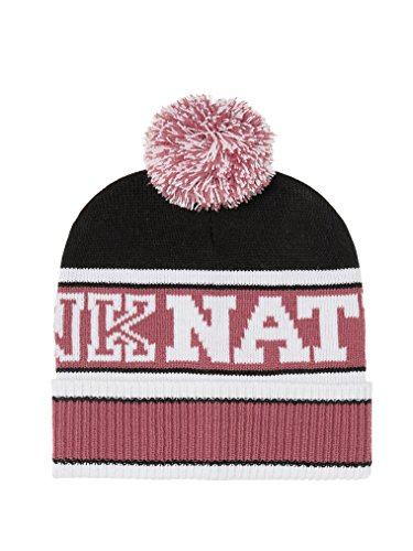 Victoria's Secret Pink Nation Beanie Hat Soft (Victoria's Secret Costume)