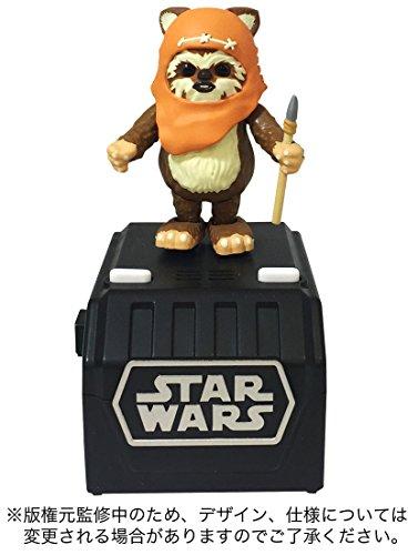 Tomy Takara - Figurine Star Wars - Wicket Space Opéra 9cm - 4904790526800