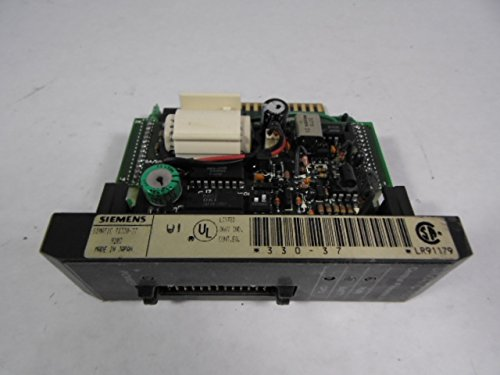 Siemens TI-330-37 Central Processing Module ()