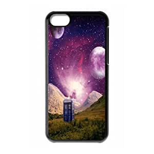 Diy Doctor Who Phone Case, DIY Hard Back Cover Case for iPhone 5C Doctor Who