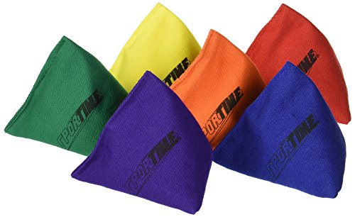 Sportime 1478834 Triangle Polyester Assorted