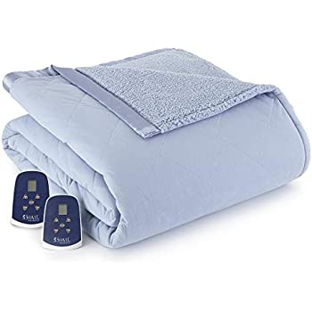 Amazon Com Shavel Home Products Micro Flannel Reversible